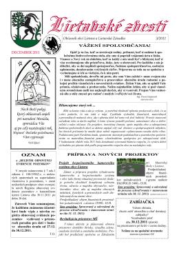 3/2011 - Obec Lietava