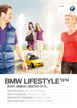 BMW LIFESTYLE /