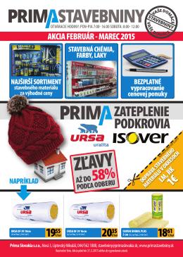 Leták PRIMA 1_2015.indd