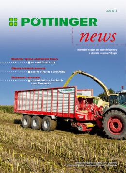 JARO 2013 Informační magazín pro obchodní partnery a