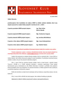 v prílohe Vám predstavujeme kandidátov do výboru SKŠSP