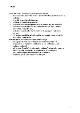 Výročná správa za r. 2011 - Nemocnica s Poliklinikou