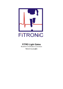 FiTRO Light Gates