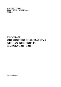 POH kraja 2015 - Ministerstvo vnútra SR