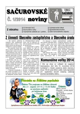 01/2014 - Sačurov