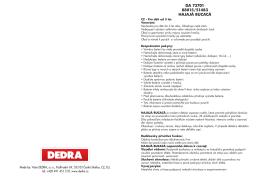 zde - Dedra.cz