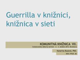 Katarína Buzová *pdf