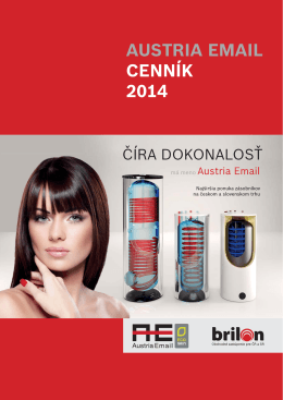 AE CENÍK 2014 SK.indd - austria