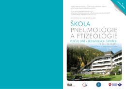 škola pneumológie a ftizeológie