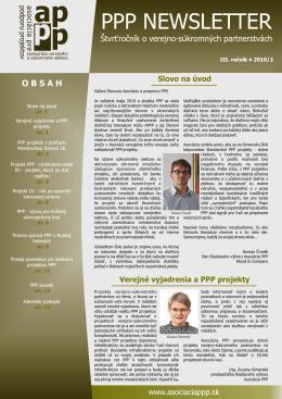 ppp newsletter 2/2010