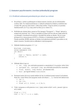 obsah cvičenia (PDF)
