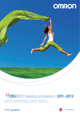 Katalóg produktov | 2011–2012