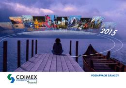 Nový katalóg poznávačiek 2015 COIMEX