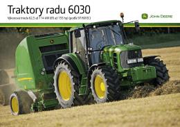 Traktory radu 6030