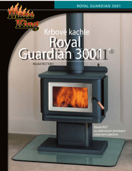 Royal Guardian 3001
