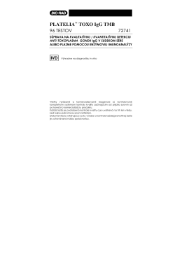 62798_Platelia Candida Ag - Bio-Rad
