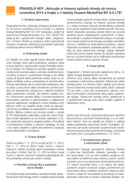 OR Pravidla hry Huawei Inkaso 2014-10.indd
