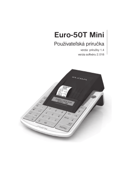 Stiahnite si manuál EURO-50T