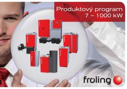 Stiahnite si Produktový program Fröling v PDF