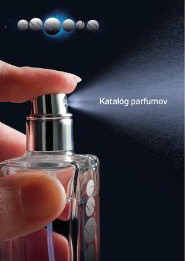 Katalóg parfumov