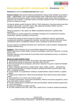 Smolenice 2020 - obnovavidieka.sk