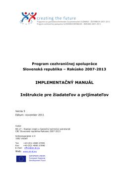 pdf / 1,3 MB - SK-AT 2007-2013
