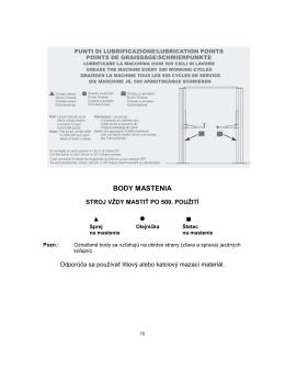BODY MASTENIA - driveservis.sk