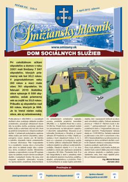 číslo 4 - apríl 2010