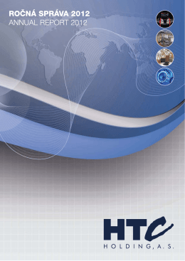 2012 - annual report