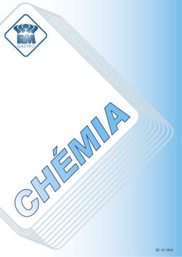 Chémia 2010.indd