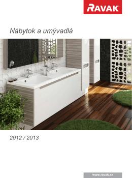 Nábytok a umývadlá