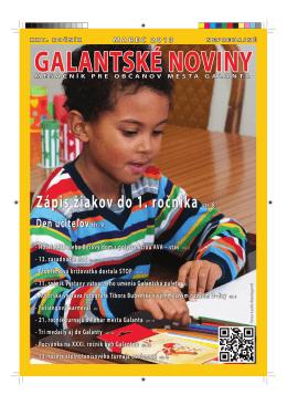 Osobnosti Galanty - galantskenoviny.sk