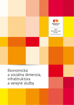 Postavenie miest Slovenskej republiky, z hľadiska hodnotenia
