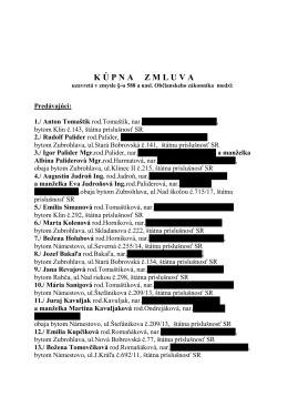Kúpna zmluva MK Kotelnicova (pdf)