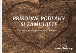NOVÝ KATALÓG PODLAH - pdf - Korok Jelínek, spol. s ro