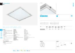 RELAx xTp Ip65 LED