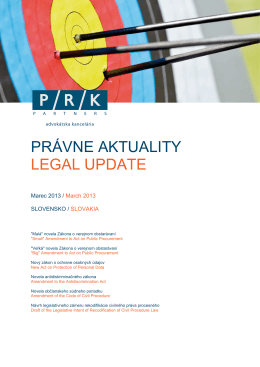Legal update_2013Mar_SK-EN