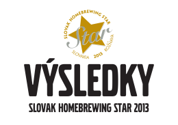 slovak homebrewing star 2013