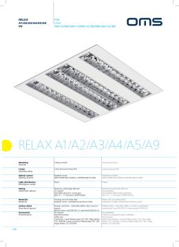 RELAX A1/A2/A3/A4/A5/A9