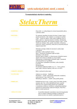 StelaxTherm