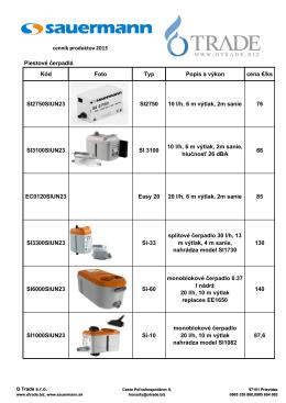 katalog Otrade 2013