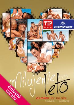 TIP Travel cestovná kancelária