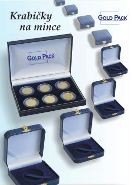 Krabičky na mince