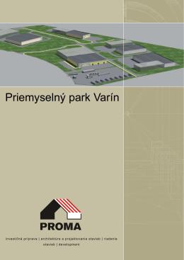 Priemyselný park Varín