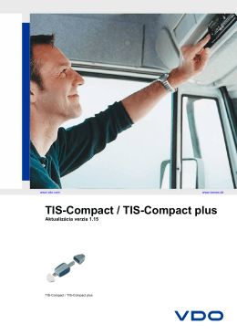 TIS-Compact / TIS-Compact plus