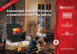 KanadsKé Krbové Kachle a Krbové vložKy na drevo