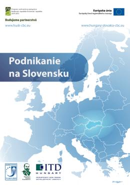 Podnikanie na Slovensku - SME