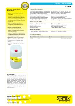 Xintex: Ekoxin [web]