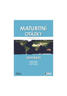 Maturitní otázky – Zeměpis