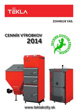 www.teklakotly.sk CENNÍK VÝROBKOV